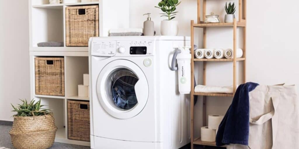 Wash and Dry Laundry Service